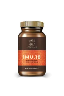 iMU.18 - immunerősítő gyógynövény kapszula